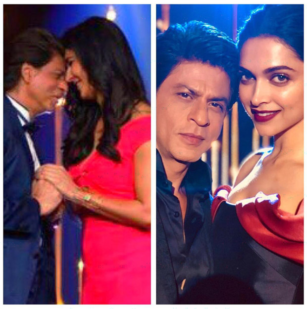 Shah Rukh Khan turns host for a show with Deepika Padukone, Kareena Kapoor Khan, Alia Bhatt, Katrina Kaif and Madhuri Dixit as guests (2)