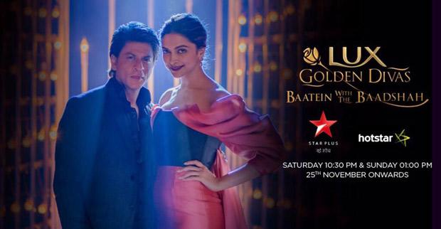 Shah Rukh Khan turns host for a show with Deepika Padukone, Kareena Kapoor Khan, Alia Bhatt, Katrina Kaif and Madhuri Dixit as guests (3)