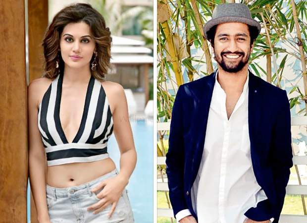 Taapsee Pannu - Vicky Kaushal to come together for Anurag Kashyap's Manmarziyan
