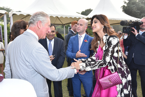 WOW! Check out Shilpa Shetty meeting Prince Charles and Camilla Parker Bowles in New Delhi
