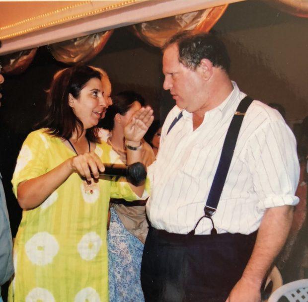 When Farah Khan taught Harvey Weinstein