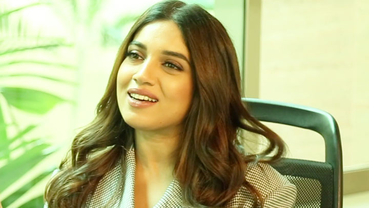 Bhumi Pednekar On HILARIOUS & DOUBLE MEANING Dialogues Of Shubh Mangal Saavdhan & Toilet