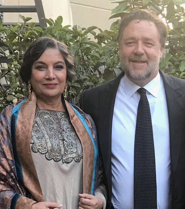 Check out Sakshi Tanwar hugs Russell Crowe while receiving Best Asian Film Award for Dangal (4)