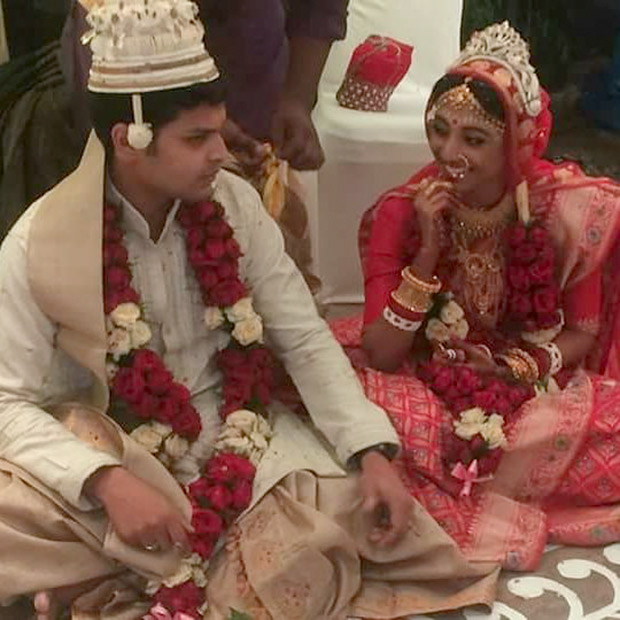 Hate Story actress Paoli Dam gets married to businessman Arjun Deb (2)