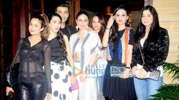 Kareena Kapoor Khan, Karan Johar, Malaika Arora and others grace Amrita Arora's bash