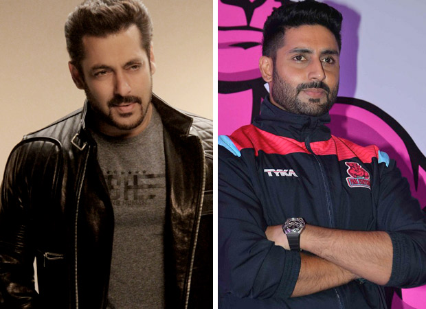 Salman Khan's former manager is now managing Abhishek Bachchan