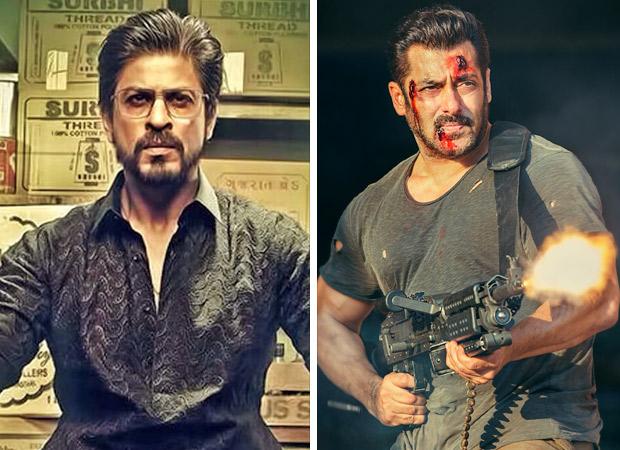 Shah Rukh Khan's Raees beats Salman Khan's Tiger Zinda Hai