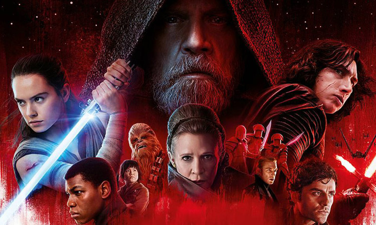 Movie Review: Star Wars - The Last Jedi (English)