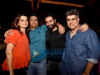 Success bash of Tumhari Sulu & Tanuj Garg's birthday bash at China House Lounge