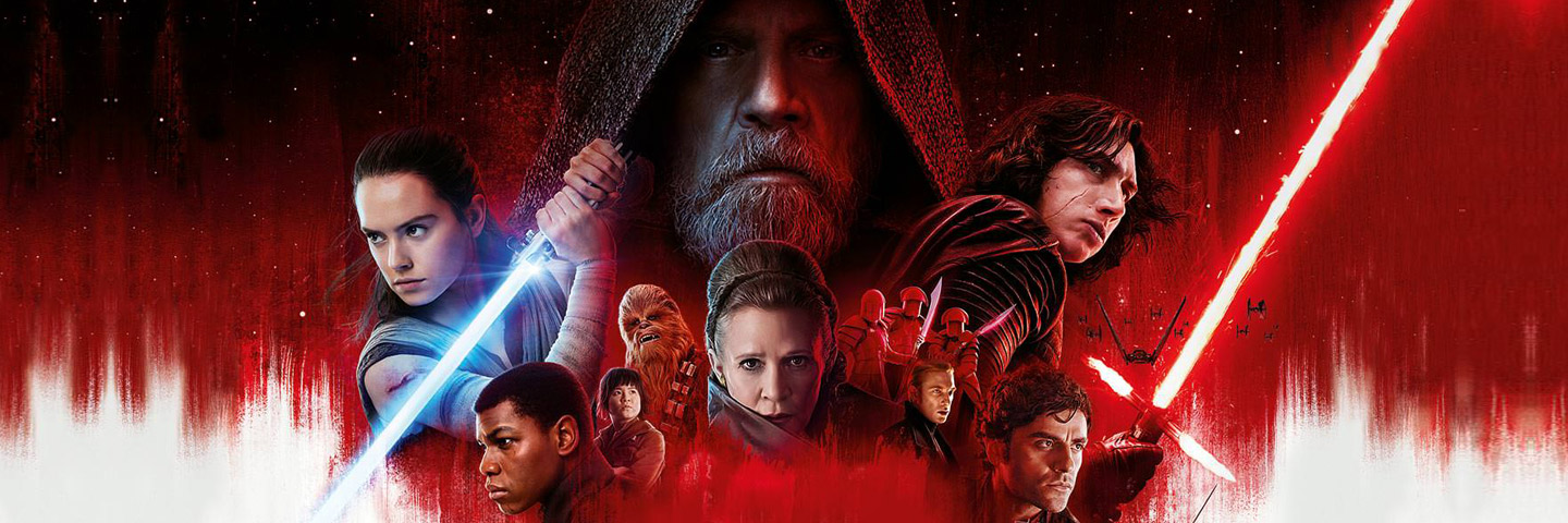 Star Wars: The Last Jedi (English)
