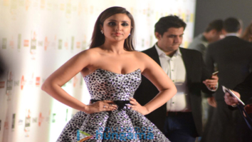 Celebs spotted at 63rd Jio Filmfare Awards 2018