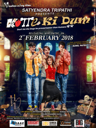 First Look Of Kutte Ki Dum