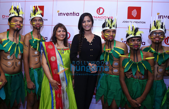 Poonam Pandey grace the Josh Foundation event