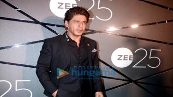 Shah Rukh Khan, Akshay Kumar, Deepika Padukone and others attend a bash held to celebrate 25 years of Zee network