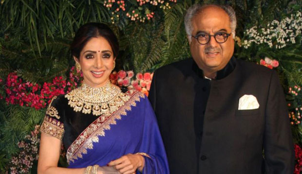 """Our lives will never be the same again""- Boney Kapoor releases a heartfelt statement after Sridevi's funeral"