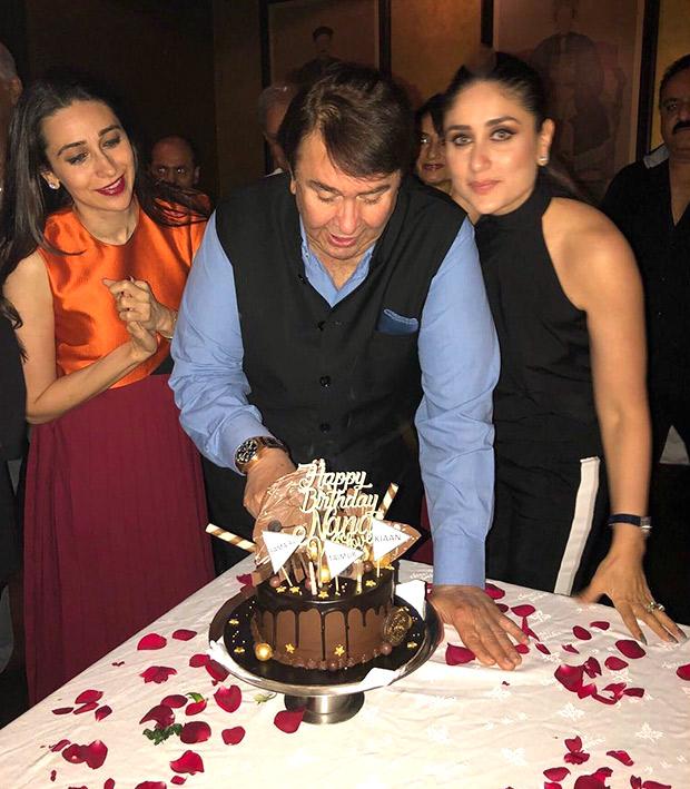 INSIDE PHOTOS: Kareena Kapoor Khan, Karisma Kapoor host special party to celebrate Randhir Kapoor's birthday