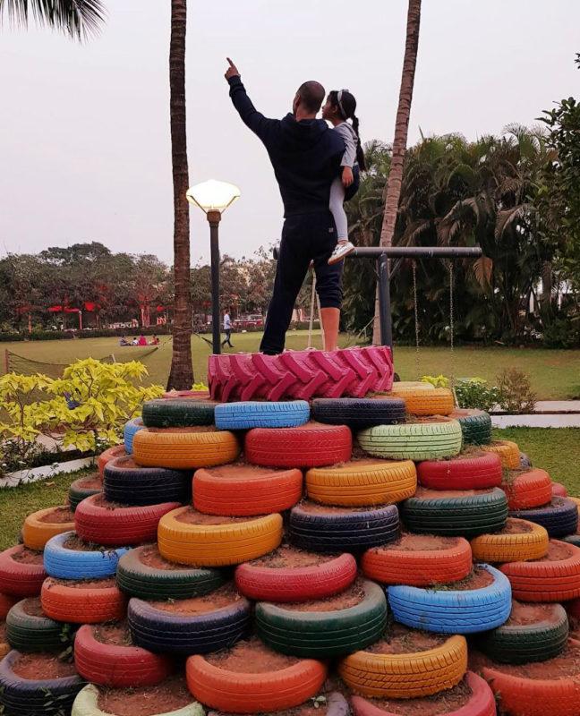 Valentine's Day: Akshay Kumar celebrates the day with his favourite girl Nitara