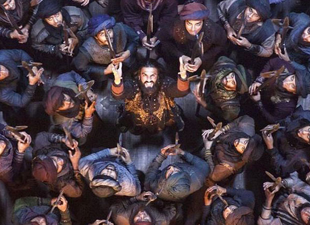 Box Office Sanjay Leela Bhansali's Padmaavat Day 29 in overseas