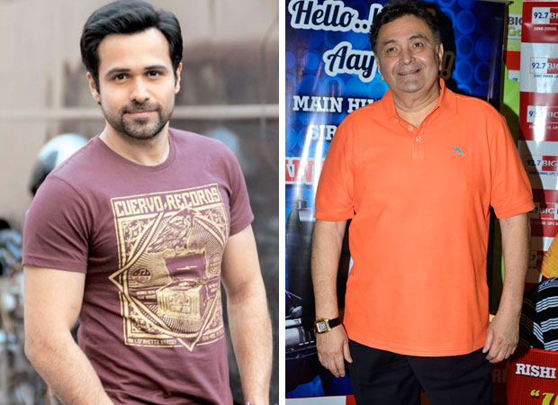 Emraan Hashmi and Rishi Kapoor to come together for this horror thriller
