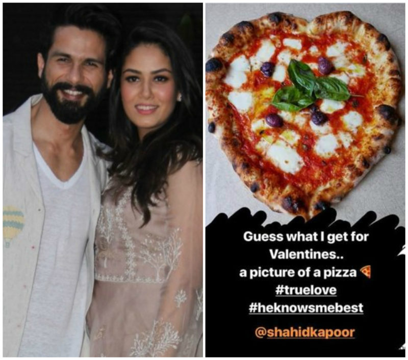 Shahid Kapoor's adorable gift to Mira Rajput on Valentine's Day is definitely adorable!