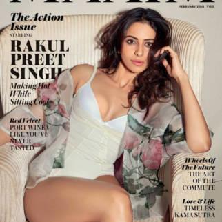 Rakul Preet On The Cover Of Maxim