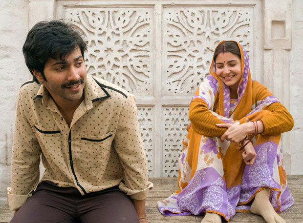 FIRST LOOK: Meet Mauji and Mamta! Varun Dhawan and Anushka Sharma transform themselves for Sui Dhaaga - Made In India