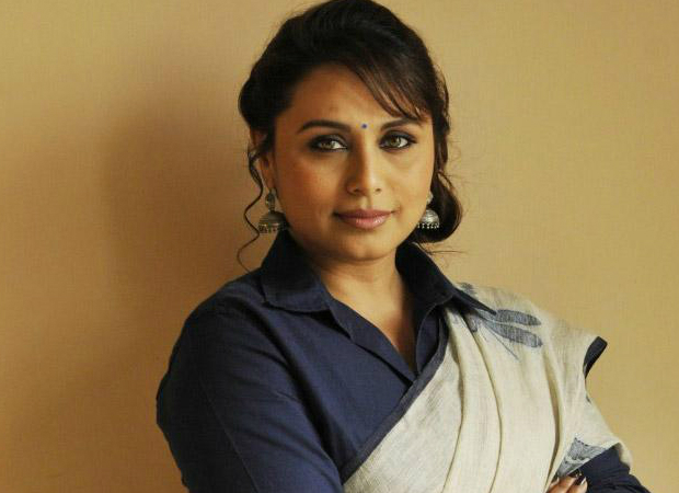 Rani Mukerji decided to go back to her school and it is because of Hichki