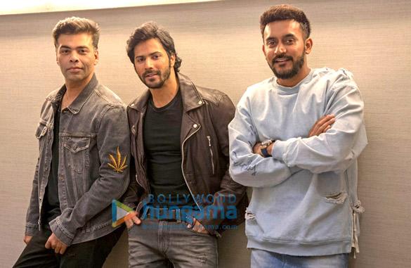 Varun Dhawan to star in Karan Johar and Shashank Khaitan's war drama, Rannbhoomi