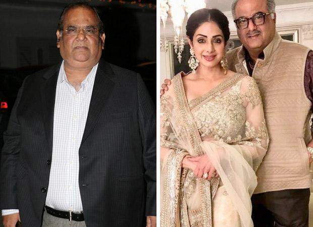Satish Kaushik reveals Boney Kapoor was inconsolable after Sridevi's death