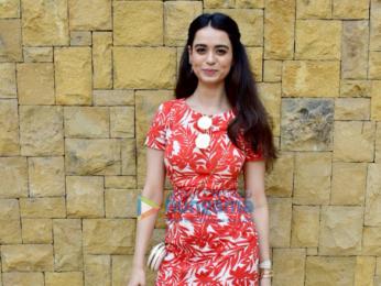Saundarya Sharma does a special photoshoot for Valentine's Day