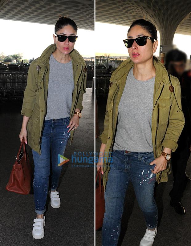 Weekly Airport Style: Kareena Kapoor Khan