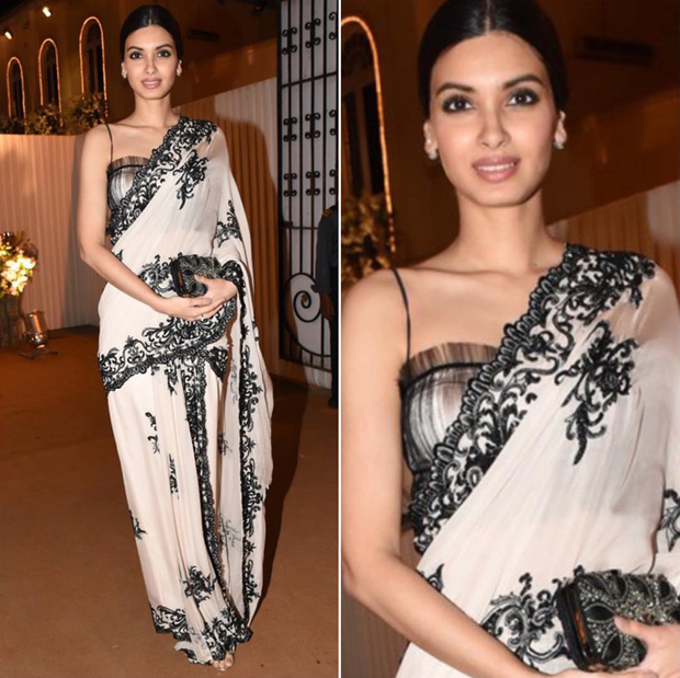 Weekly Best Dressed: Diana Penty in a Shehla Khan saree