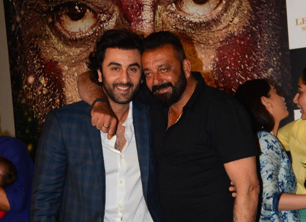 Sanju or Baba? The title tussle for the Sanjay Dutt bio- pic starring Ranbir Kapoor continues