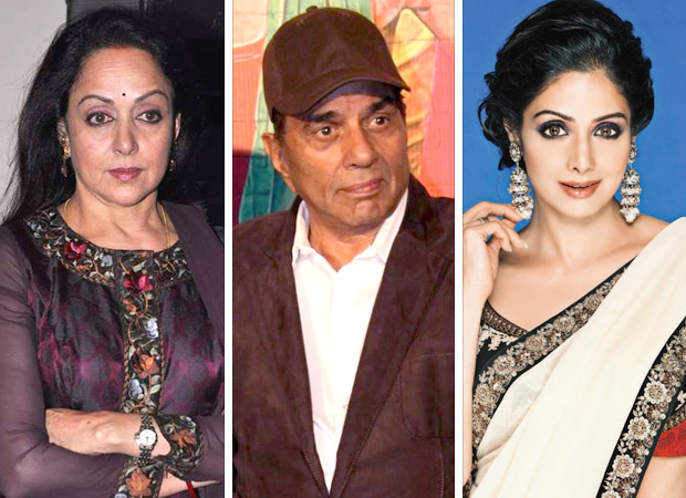 """""""Dharamji wept like a baby…My heart reaches out to Sridevi's daughters"""" - Hema Malini"""