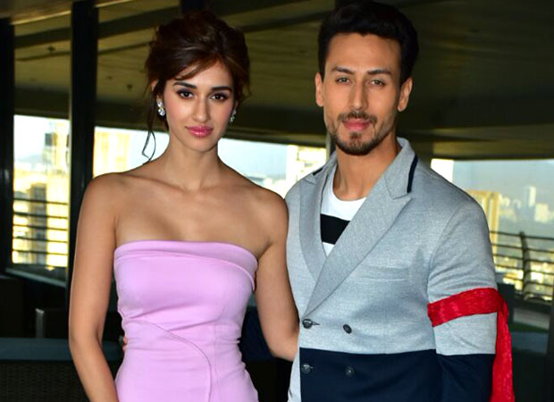 """""""Disha Patani is the main character in Baaghi 2, I'm just around to help her"""" - Tiger Shroff"""
