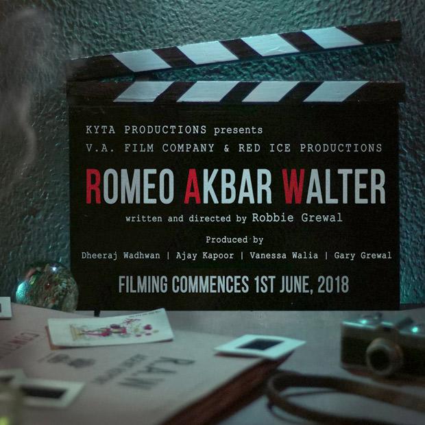 John Abraham to star in espionage drama Romeo Akbar Walter