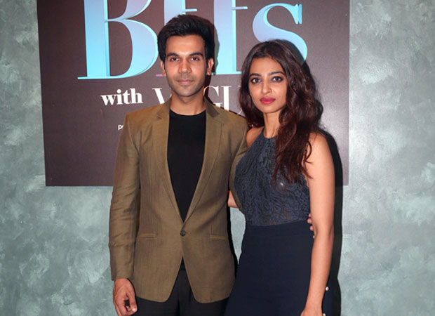 7 Unmissable moments of Radhika Apte and Rajkummar Rao on the latest episode of BFFs with Vogue S2