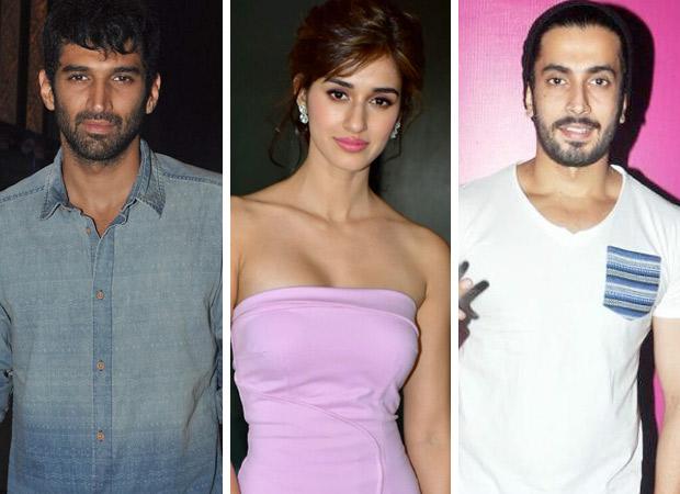 Aditya Roy Kapur, Disha Patani and Sunny Singh roped in for Mohit Suri's next