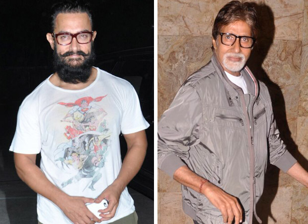 After doctors rushed to Jodhpur, Aamir Khan gives an update on Amitabh Bachchan's health