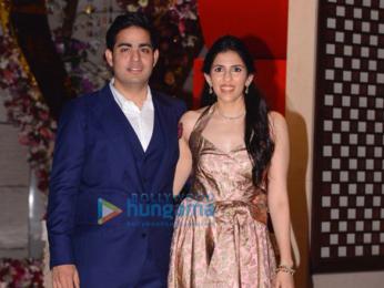 Katrina Kaif snapped at Akash Ambani and Shloka Mehta's pre-engagement
