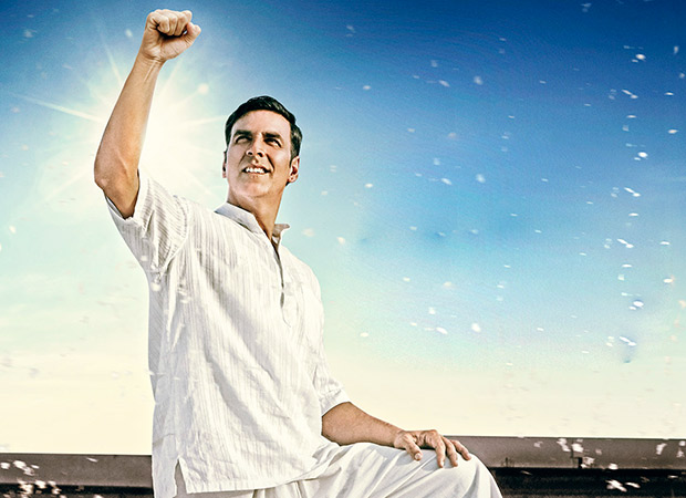 Akshay Kumar walks away with Rs. 40 crores for Pad Man