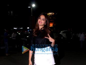 Aleya Sen hosted a special screening of her film 'Dil Juunglee'