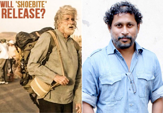 Amitabh Bachchan and Shoojit Sircar plead the producers of Shoebite to sort their differences and release the film