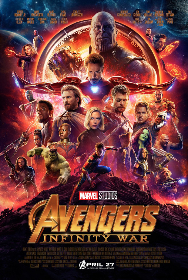 Avengers: Infinity War Trailer: Superheroes assemble to save the world as Thanos plans devastation