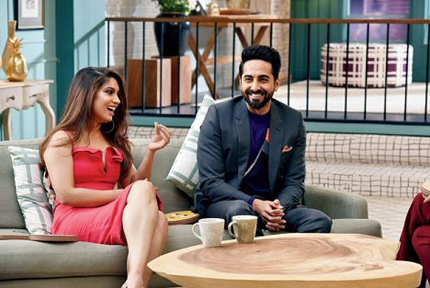BFFs with Vogue: From blocking Vaani Kapoor's number to sex life revelations, Ayushmann Khurrana and Bhumi Pednekar's crazy moments are not to be missed