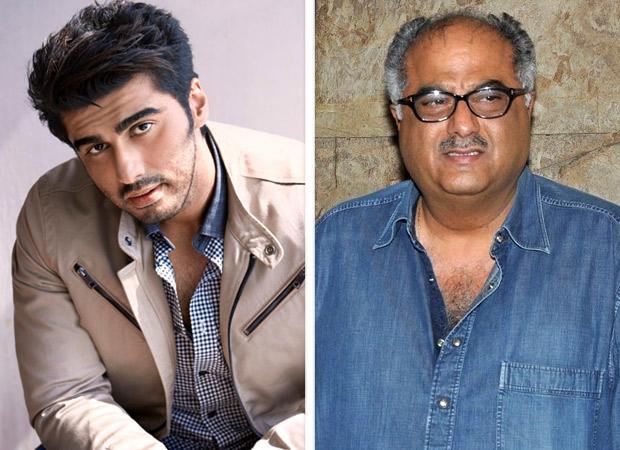 BOOMERANG ALERT! Arjun Kapoor shares this funny tale of 3 generations with papa Boney Kapoor