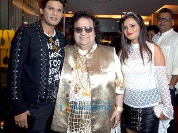 Bappi Lahiri celebrates Manju Bharti's birthday