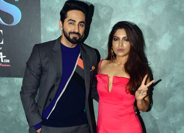 Bhumi Pednekar can't go without SEX even for an hour, says Ayushmann Khurrana