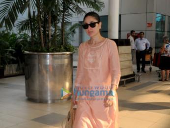 Bipasha Basu, Kangana Ranaut and others snapped at the airport