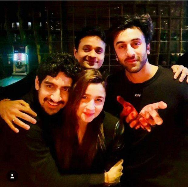 Brahmastra: Alia Bhatt, Ranbir Kapoor and Ayan Mukerji wrap up Bulgaria schedule